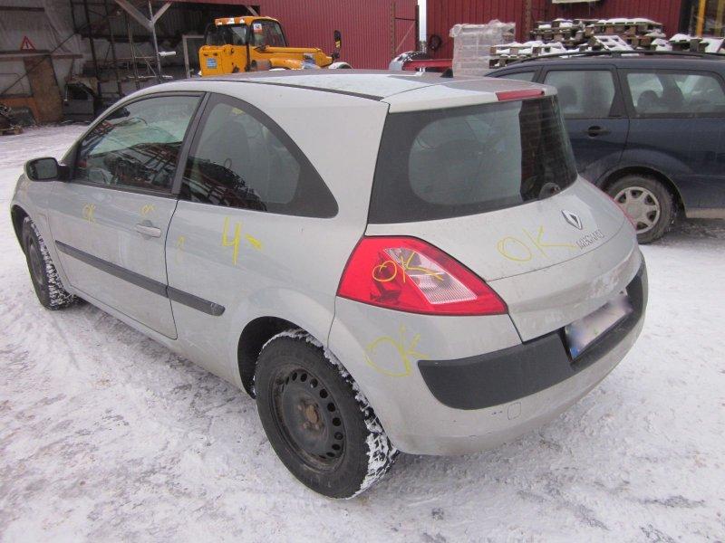 Seat Belt Front Right Renault Megane Ii 2002 2003 Vna