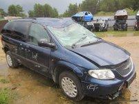 Chrysler VOYAGER IV (RG) (02.00-12.08) varuosad