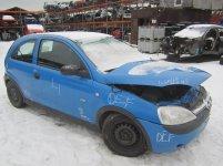 Opel CORSA C (F08, F68) (09.00-) varuosad
