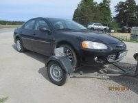 Chrysler SEBRING (JR) (04.01-06.07) varuosad