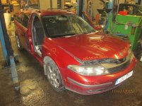 Renault LAGUNA II Grandtour (KG0/1_) (03.01-) varuosad