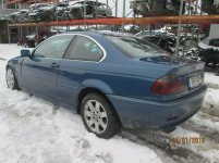BMW 3 Coupe (E46) (04.99-) varuosad