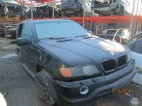BMW X5 (E53) (05.00-) varuosad