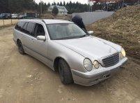 Mercedes-Benz E-CLASS Estate (S210) (06.96-03.03) varuosad