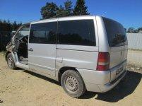 Mercedes-Benz VITO Bus (638) (02.96-07.03) varuosad