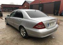Mercedes-Benz C-CLASS (W203) (05.00-02.07) varuosad