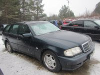 Mercedes-Benz C-CLASS Estate (S202) (06.96-03.01) varuosad