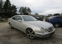 MERCEDES-BENZ CLK (C208) (06.97-09.02)