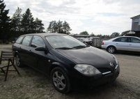 NISSAN PRIMERA Estate (WP12) (01.02-)
