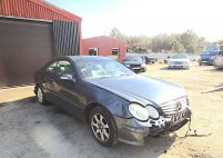 MERCEDES-BENZ CLK (C209) (06.02-05.09)
