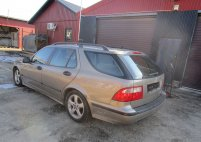 SAAB 9-5 Estate (YS3E) (10.98-12.09)