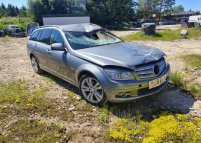 MERCEDES-BENZ C-CLASS T-Model (S204) (08.07-08.14)